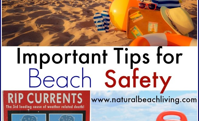 Very Important Tips for Beach Safety