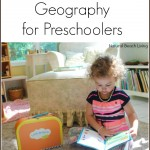 Animal Adventure Geography for Preschoolers