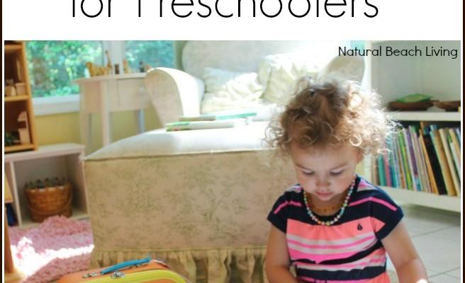 Animal Adventure Geography for Preschoolers