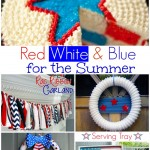 Red White and Blue for the Summer (Linky 21)