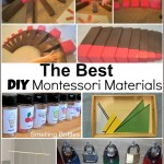 The Best DIY Montessori Materials