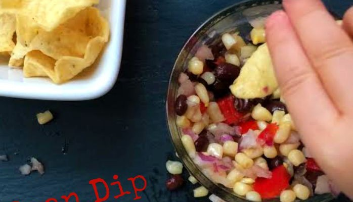 The Best Kid Approved Southwestern Bean Dip
