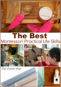 The Best Montessori Practical Life Activities