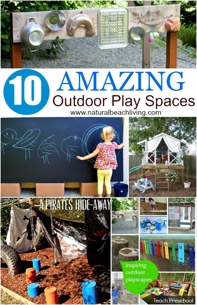 outdoor playspaces, The Perfect Summer Rules for Kids, Screen Free Time, Parenting ideas for a screen free summer, summer activities for kids, TV Free Summer, Free Printables