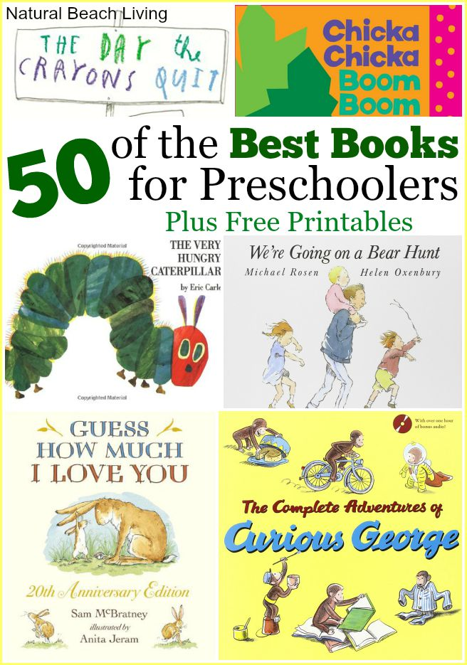 Preschool Books