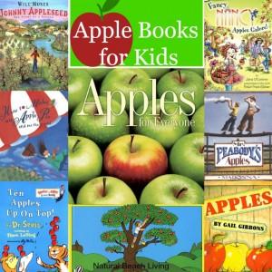 The Best Apple Books for Kids