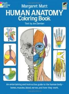 human anatomy coloring book great coloring book for children 6 and up - Anatomy Coloring Book For Kids