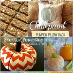 Perfect Pumpkin Ideas (Linky 38)