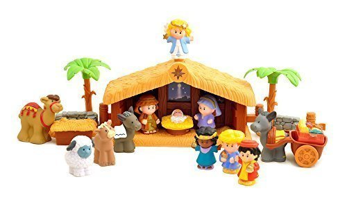 little people Christmas story