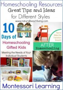 Helpful Homeschooling Resources (Linky 45)
