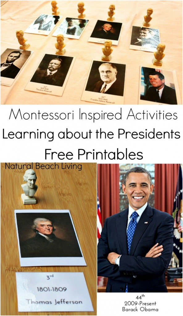 learning about the presidents
