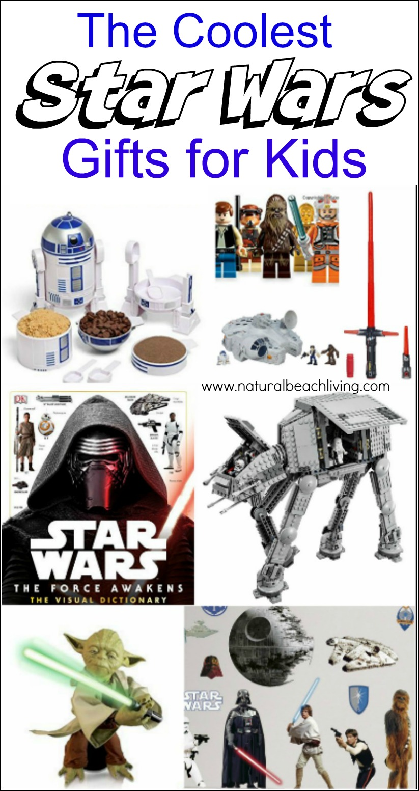 The Coolest Star Wars Gifts for Kids