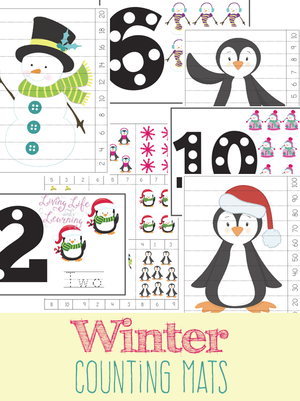 35+ Best Winter Preschool Activities and Free Printables ...