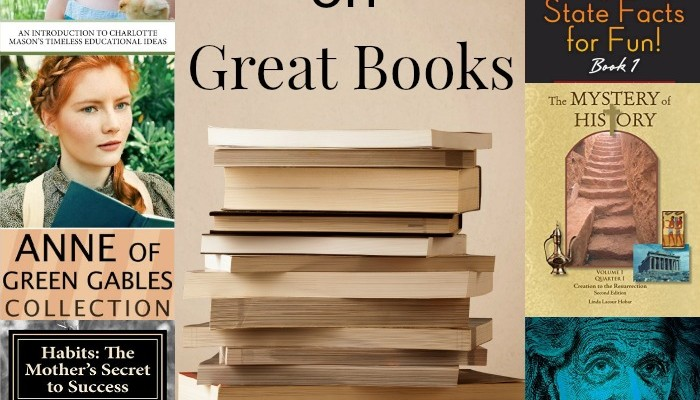 Great Book Deals on Great Books