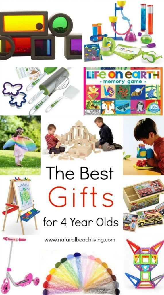 Toys For 4 5 Year Olds : The best gifts for year olds natural beach living