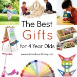 The Best Gifts for 4 Year Olds