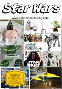 Awesome Star Wars Family Ideas (Linky 48)