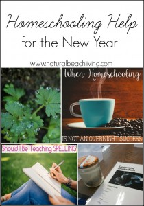 Homeschooling Help for the New Year (Linky 50)
