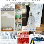 8 Wonderful Winter Sensory Play Ideas