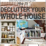 Get Organized ~ Tips & Ideas That Work