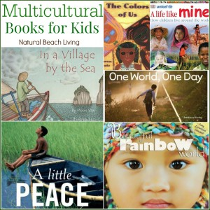 The Best Multicultural Books for Kids (Montessori Inspired)