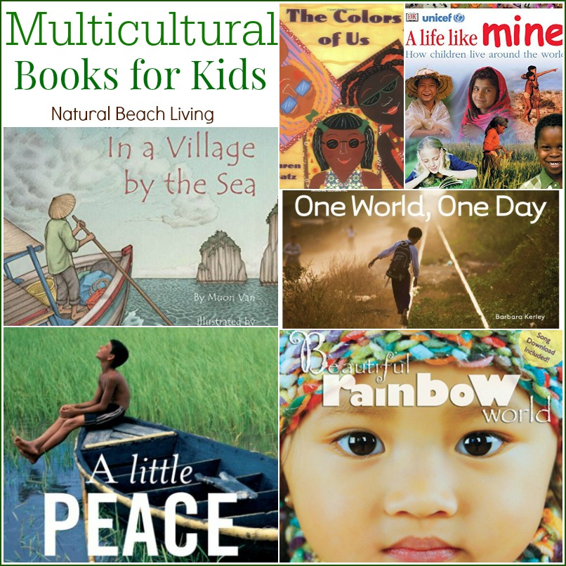 multicultural books