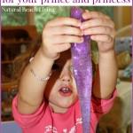 Perfect Princess Homemade Slime