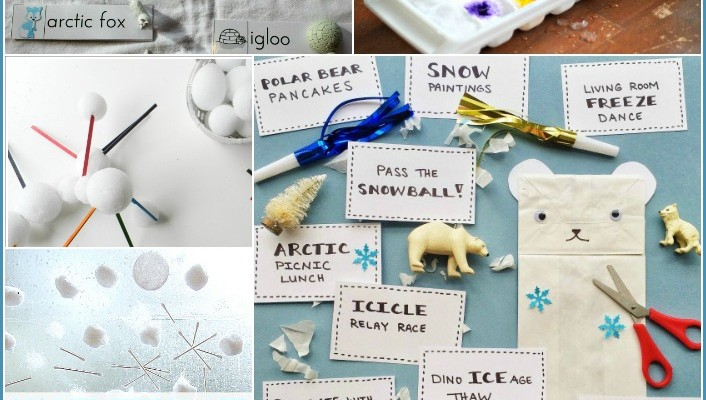20+ Fantastic Indoor Snow Day Activities