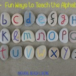 50+ Fun Ways to Teach the Alphabet