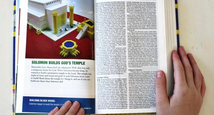 Faith Builders Bible (Review)