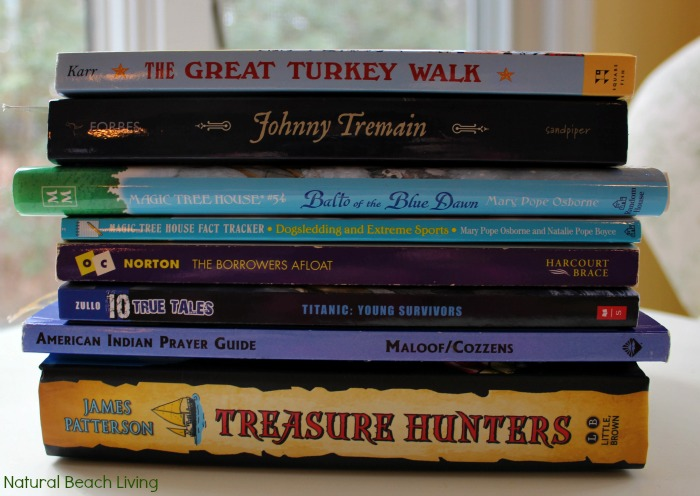 homeschool books