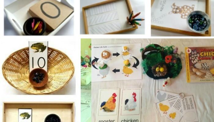 Fun Montessori Spring Activities