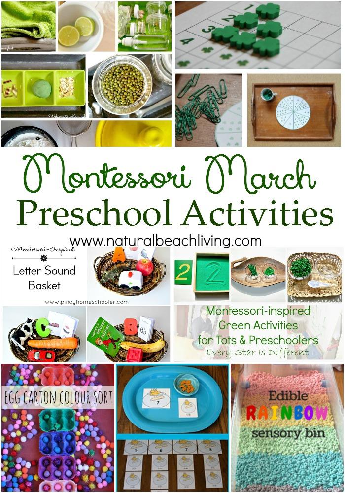 montessori march