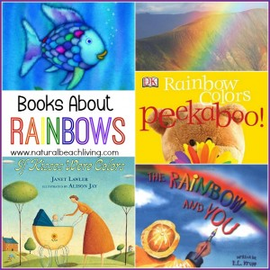 10 Awesome Books about Rainbows