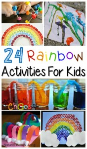 24+ Rainbow Activities for Kids