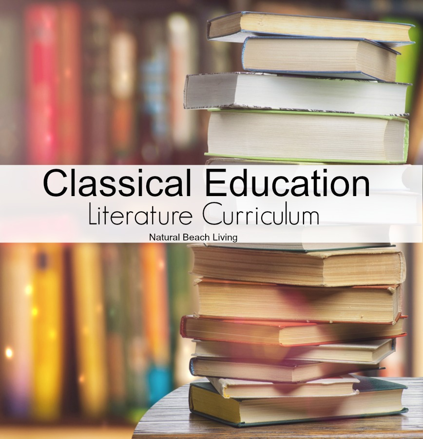 Classical Education Literature Curriculum for ages K-12 with Memoria Press, Great children's books, Classic literature, Easy to use Homeschool Curriculum