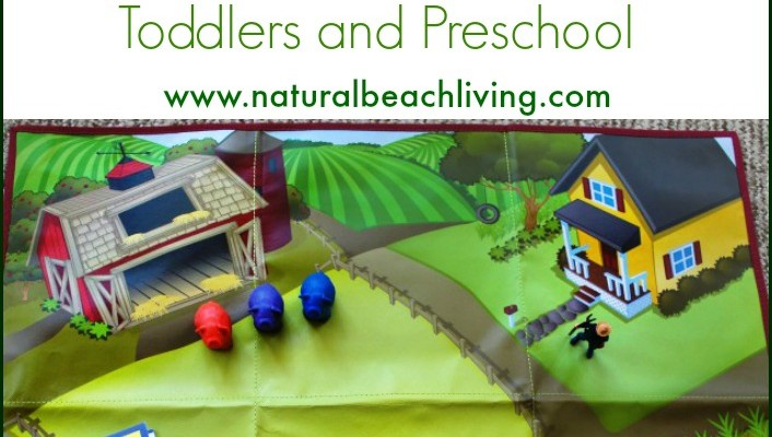 Hands on Toddler and Preschool Math