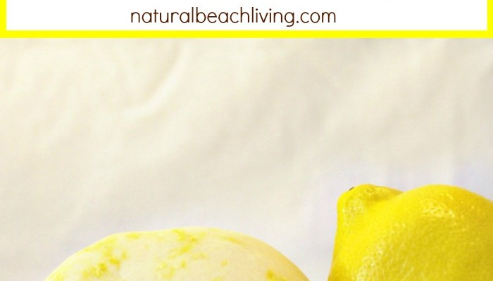 No Cook Lemon Scented Natural Play Dough