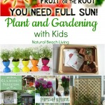 Plant and Gardening with Kids (Linky 61)