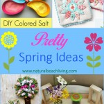 Pretty Spring Ideas You Don't Want to Miss (Linky 63)