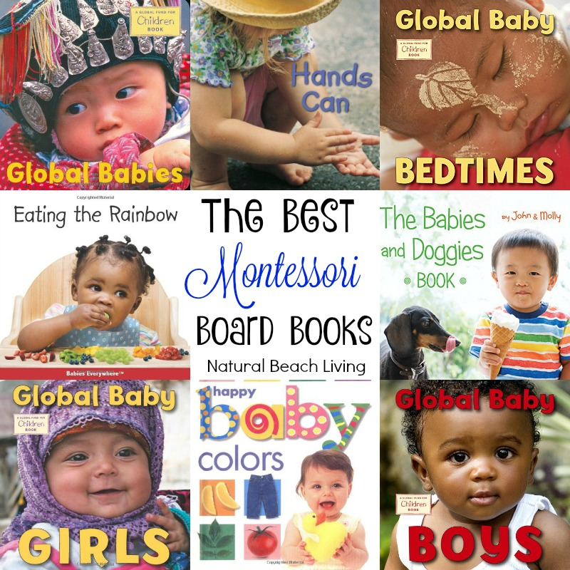 The Best Montessori Books: Babies, Toddlers, Preschoolers, Elementary, Living Books, Non-fiction books for kids, Plus wonderful Free Printable Reading Logs