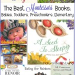 The Best Montessori Friendly Books: Babies, Toddlers, Preschoolers, Elementary