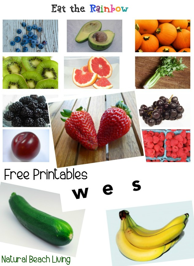 nutrition printables