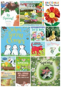 25+ Amazing Spring Books for Kids