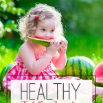 Healthy Toddler Lunch Ideas