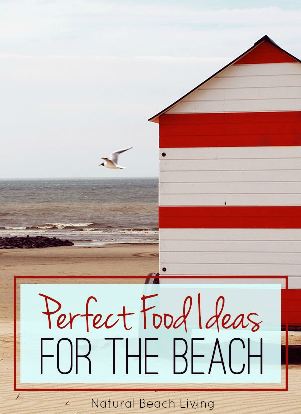 20+ Perfect Food Ideas for the Beach
