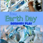 Easy Earth Day Sensory Play
