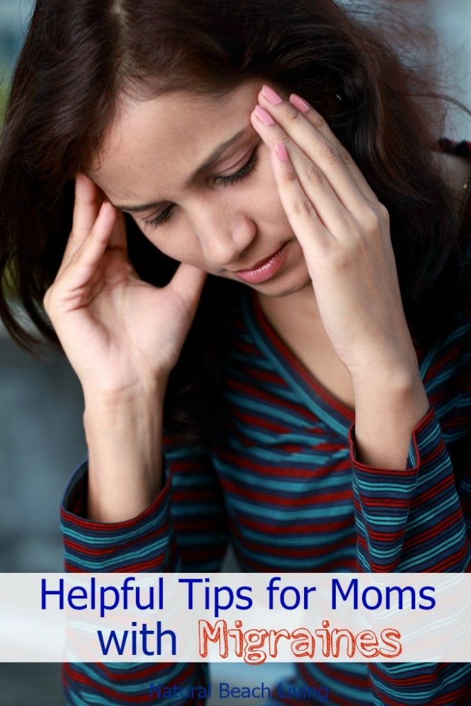 Helpful Tips for Moms with Migraines, Putting together a quiet time basket, ways to relax and get rid of migraines when your children are around.