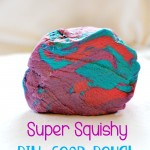 Super Squishy DIY Soap Dough