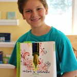 Apologia Homeschool Writing Curriculum ~ Writers In Residence (review)